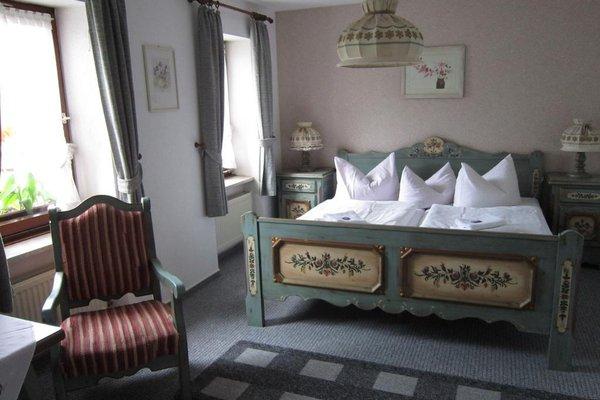 Гостиница «Burghof», Диблих