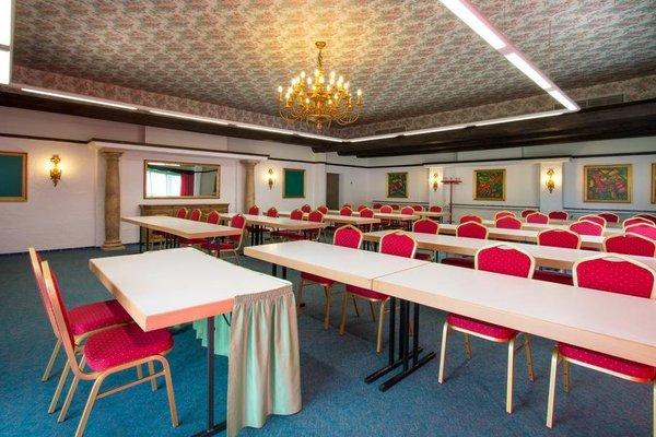Hotel Contel Darmstadt - фото 16
