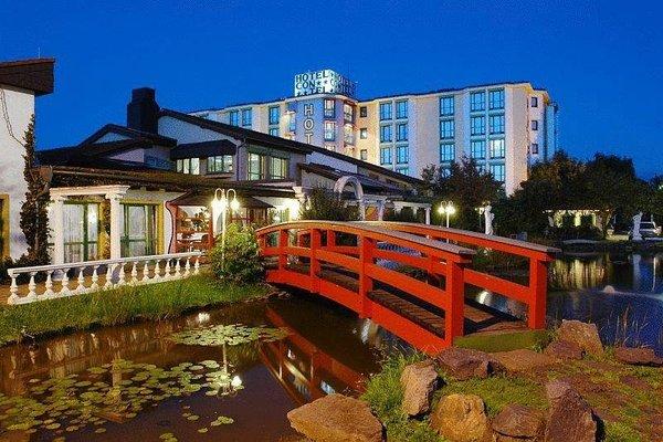 Hotel Contel Darmstadt - фото 18