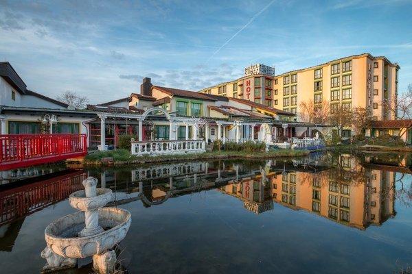 Hotel Contel Darmstadt - фото 19