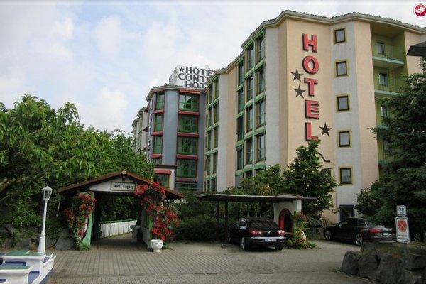 Hotel Contel Darmstadt - фото 22