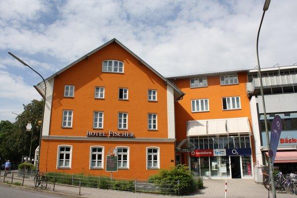 Hotel Fischer - фото 22