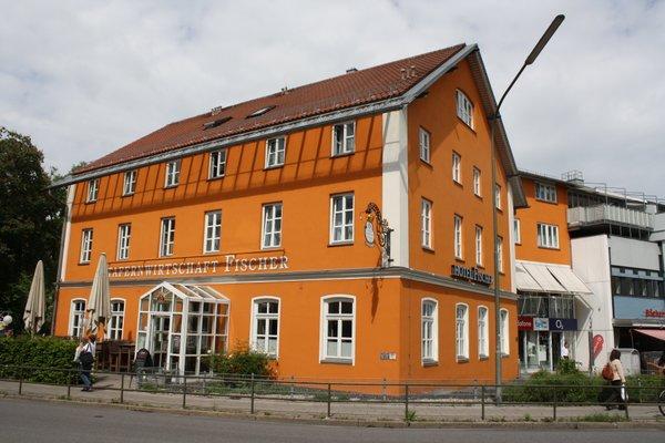 Hotel Fischer - фото 23