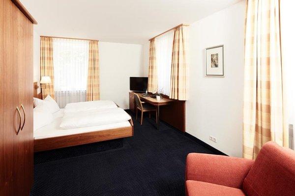 Hotel Burgmeier - фото 1