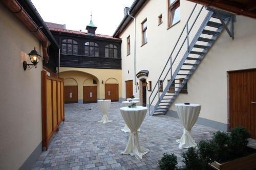 Altstadt-Hotel Zieglerbrau - фото 18