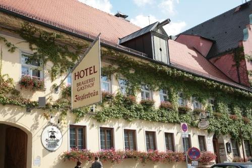 Altstadt-Hotel Zieglerbrau - фото 19