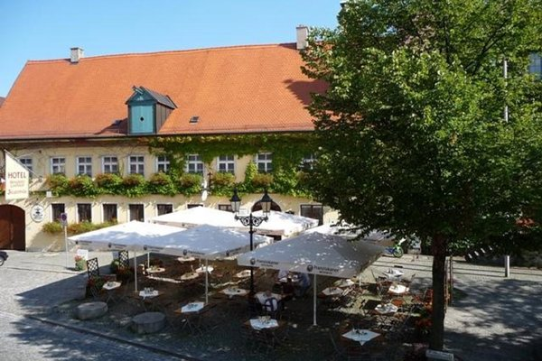 Altstadt-Hotel Zieglerbrau - фото 23