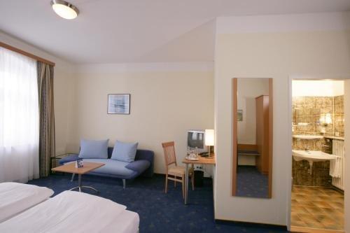 Altstadt-Hotel Zieglerbrau - фото 8