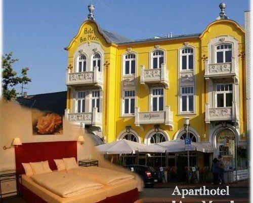 Aparthotel Am Meer - фото 20