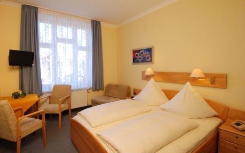 Hotel - Restaurant Munchner Lowenbrau - фото 8