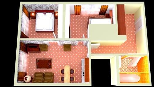 Hotel Appartement Landhaus Stutzi - Hotel Strandperle - фото 4