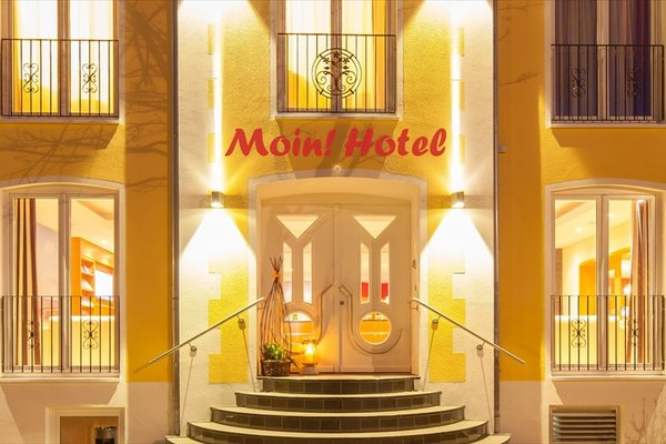 Moin Hotel Cuxhaven - фото 17