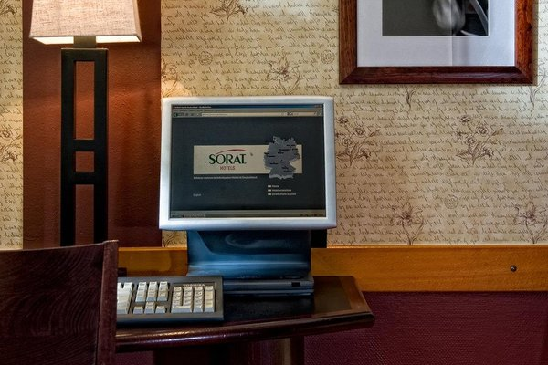 SORAT Hotel Cottbus - фото 7