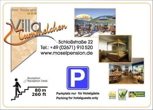 Hotel Villa Tummelchen - фото 13
