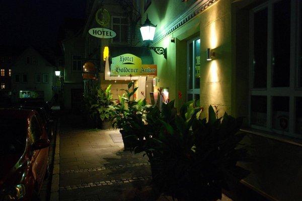 Hotel Goldener Anker - фото 21