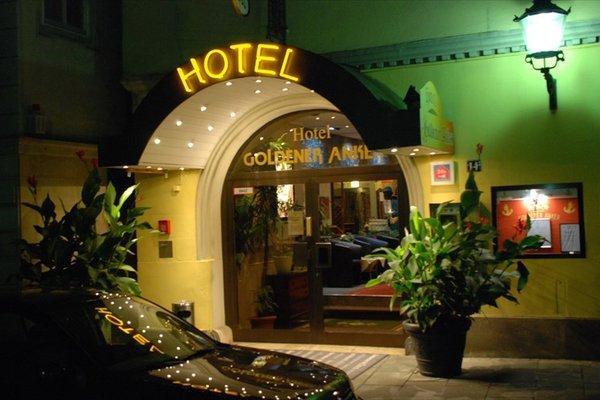 Hotel Goldener Anker - фото 22