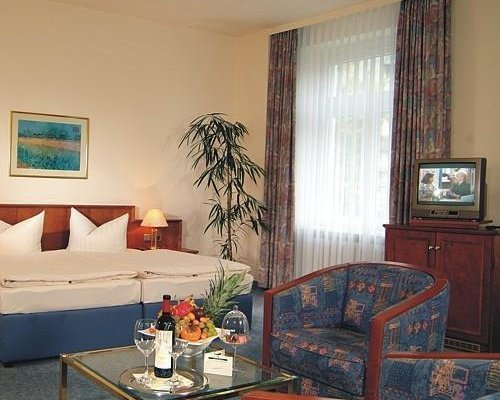 Gunnewig Hotel Chemnitzer Hof ****S - фото 5