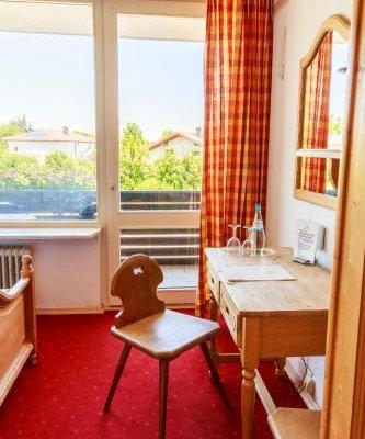 Landhotel Bayerische Alm - фото 10