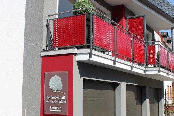 Feriendomizil am Lindenplatz - фото 20