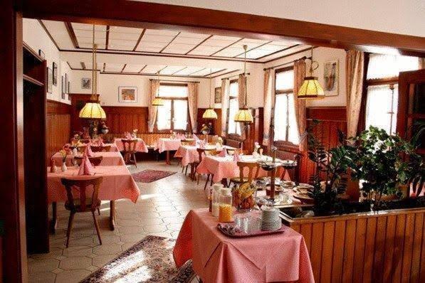 Hotel Restaurant Adler Buhlertal - фото 12