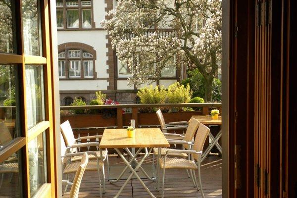 Hotel Restaurant Adler Buhlertal - фото 13