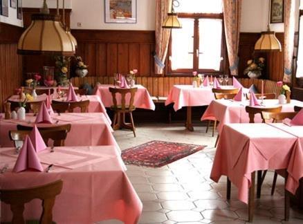 Hotel Restaurant Adler Buhlertal - фото 14