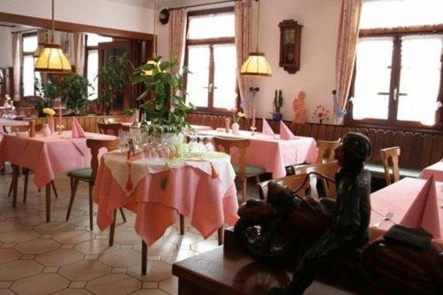 Hotel Restaurant Adler Buhlertal - фото 16