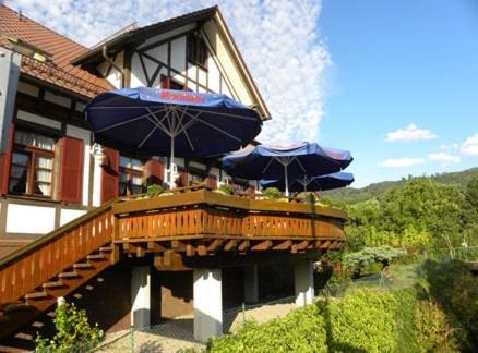 Hotel Restaurant Adler Buhlertal - фото 23