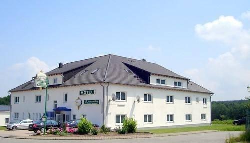 Гостиница «Alexander», Бюхенбойрен