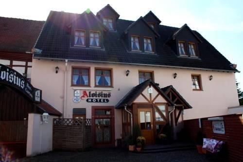 Hotel & Restaurant Aloisius - фото 18