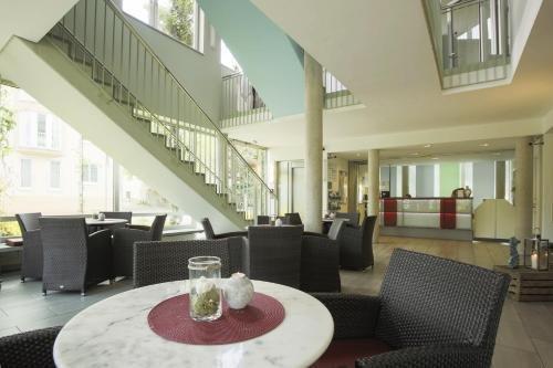 Atlantic Hotel am Floetenkiel - фото 15