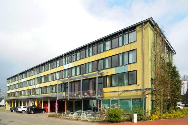 Atlantic Hotel am Floetenkiel - фото 22