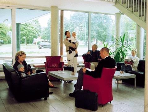 Atlantic Hotel am Floetenkiel - фото 6