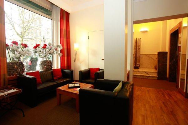 Best Western Hotel Bremen City - фото 8