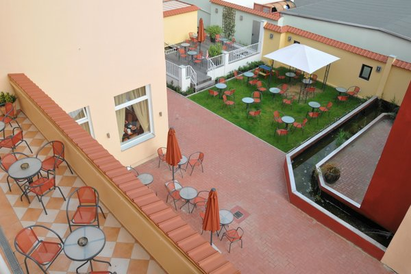 Hanse Komfort Hotel - фото 6