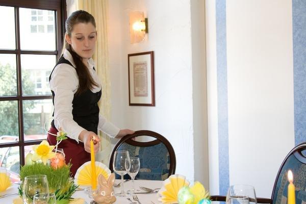 Hotel Deutsche Eiche - фото 8