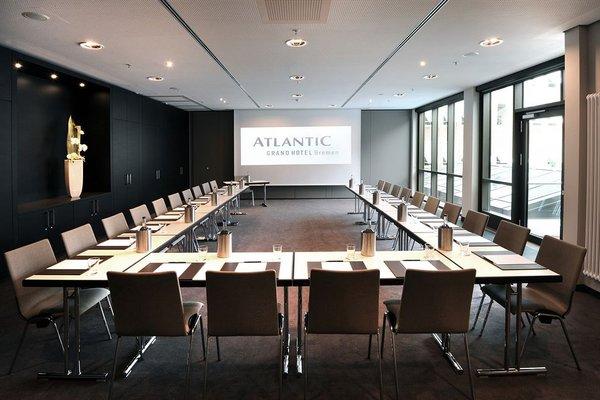 Atlantic Grand Hotel Bremen - фото 18