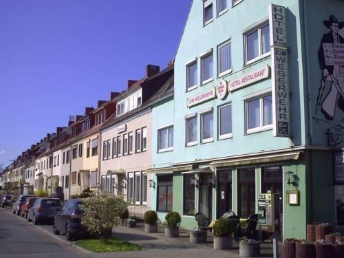 Zum Weserwehr - фото 22