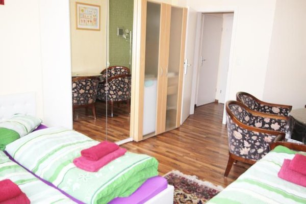 Pension Sanni Hostel - фото 10