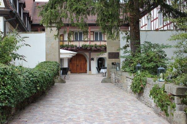 Schloss Dottingen - фото 19