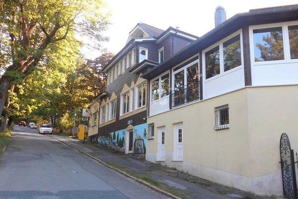 Hotel Sonnenberg Schlosschen - фото 21