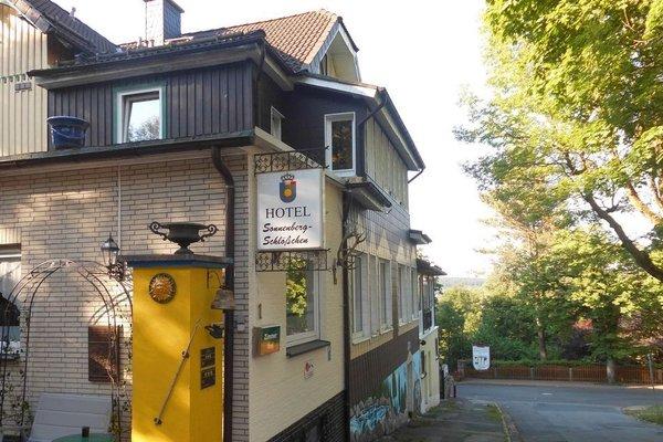Hotel Sonnenberg Schlosschen - фото 22