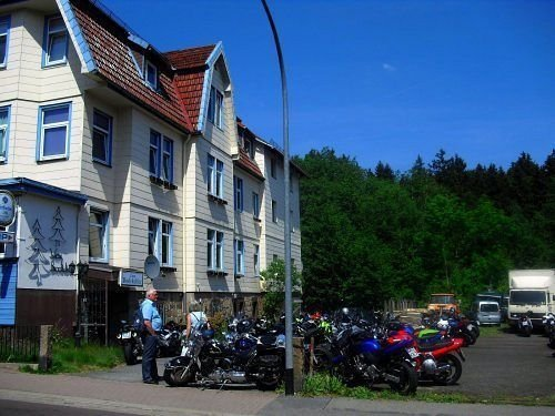 Hostel Braunlage - фото 23