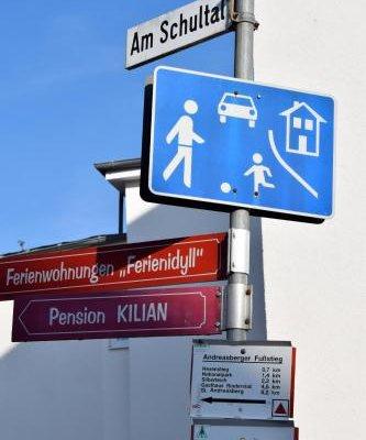 Gastehaus - Haus am Schultal - фото 12