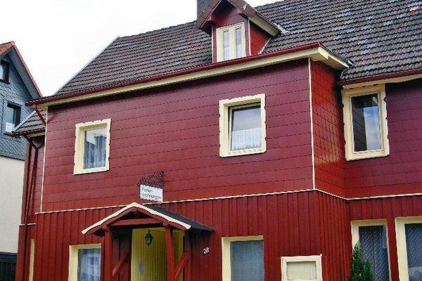Apartments Carmen-Braunlage - фото 21