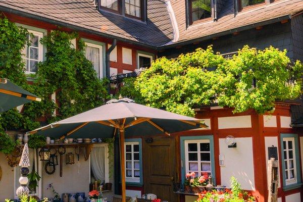 Landgasthof Zum Weissen Schwanen - фото 21