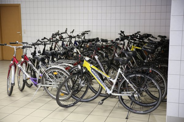 City-Pension Dessau-Rosslau - фото 19