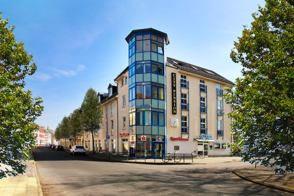 City-Pension Dessau-Rosslau - фото 22