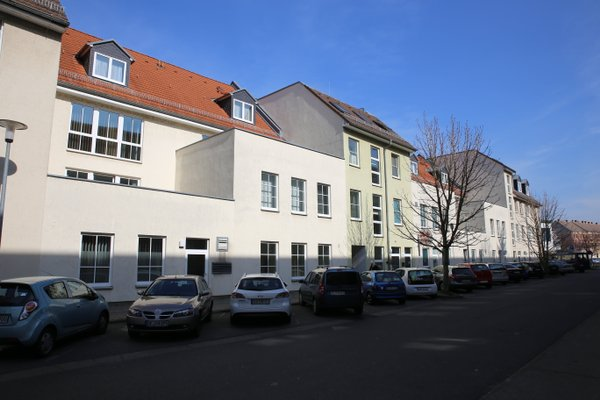 City-Pension Dessau-Rosslau - фото 23