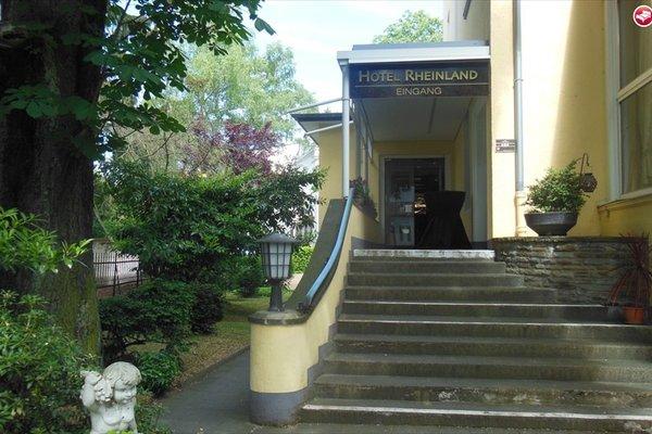 Hotel Rheinland - фото 17